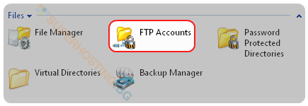 FTP Accounts
