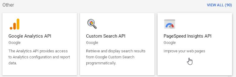 Потърсете API-то, което Ви трябва.