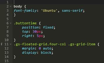 Добавяне и редактиране на потребителски CSS код